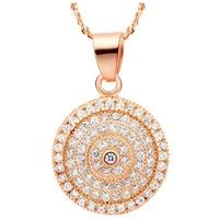 I think you'll like Art. SCN-520  Rose Gold Plated Necklace. Add it to your wishlist!  http://www.wish.com/c/52f2d68aab980a050c449073