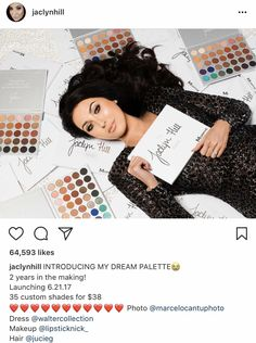 Jaclyn Hill x Morphe Palette. Released 6/21 at 8a, Sold out in 45 minutes! Did you get one? I did!