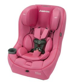 They call it Maxi-Cosi for a reason. Check out one of our best-rated convertible car seats of The Maxi-Cosi Pria 70 Convertible Car Seat, in Pink Berry. Pink Infant Car Seat, Baby Girl Car Seats, Forward Facing Car Seat, Rear Facing Car Seat, Best Convertible Car Seat, Booster Car Seat, Berry, Baby Products, Toddler Girls
