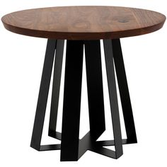 Find the Modern Dining Table that suits your design. Choose between standard dining tables, extensions, cafe, and bar tables from top, contemporary brands. Black Accent Table, Black End Tables, Black Side Table, Black Table Lamps, Accent Tables, Black Furniture, Cool Furniture, Hexagon Sides, Chair Side Table
