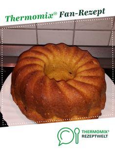 Kürbiskuchen Pumpkin Pie by A Thermomix ® recipe from the category baking sweet www.de, the Thermomix ® community. Dessert, Muffins, Food And Drink, Pumpkin, Vegetables, Halloween, Deserts, Sweet Potato Cakes, Bakken