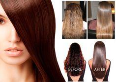 Brazilian hair straightening treatment (BKT)  www.inoabeauty.com