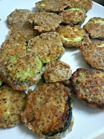 So There.: Zucchini Fritters - Vegan and Healthful. Plus The Benefits of Chia Seeds!