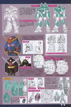 The Gundam Marine Type 水中型ガンダム Āru Ē Jī Nanajūkyū Jī Ichi Suichū-gata. Real Robots, Big Robots, ガンダム The Origin, Gundam Mobile Suit, Gundam Art, Super Robot, Mechanical Design, Gundam Model, Art Lessons