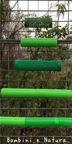 Use our green plastic cones!    Gloucestershire Resource Centre  http://www.grcltd.org/scrapstore/
