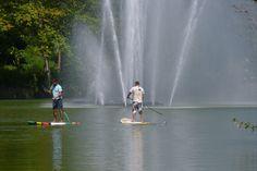 Els llacs en l'àmbit dels esports: en aquestes zones és molt comú practicar esports com el Paddle Board, el Windsurf i el Kitesurf.