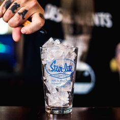 Missed the rocket launch last night? Fret not. We're taking Belle Isle Moonshine #BehindTheBar for our own cosmic collision at @starliterva. Brace for impact tomorrow.