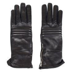 Golden Goose Women Lined leather gloves - Spence Outlet