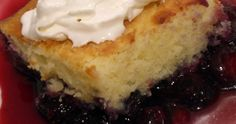 Recettes de Gâteau-Pouding aux Bleuets - Fudge - Sangria - Scones à L'avoine et aux Canneberges