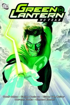 DC Comics Lantern: No Fear