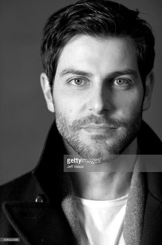 Actor David Giuntoli from the film 'Honey Buddies' poses for a portrait during the WireImage Portrait Studio hosted by Eddie Bauer at Village at The Lift on January 23, 2016 in Park City, Utah. O Grimm, Grimm Cast, David Giuntoli, Pretty Men, Gorgeous Men, Grimm Series, Nick Burkhardt, Grimm Tv Show, Chad Michael Murray