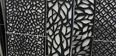 Matrix 1800 x 900 x 7mm Charcoal Riverbank Screen Panel | Bunnings Warehouse