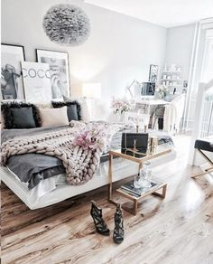 Modern Chanel/Kate Moss/Lips Fashion Wall Art - April 20 2019 at Bedroom Apartment, Home Decor Bedroom, Living Room Decor, Bedroom Ideas, Girls Bedroom, Bedroom Designs, Girl Room, Decoration Bedroom, Glam Bedroom