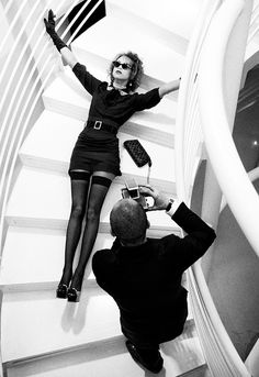 Provocative fashion portraiture by Marco Tenaglia, Argentario Resort, Tuscany