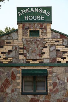 Arkansas House, Jasper, Arkansas