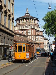 ATM Tram e Santa Maria della Grazie