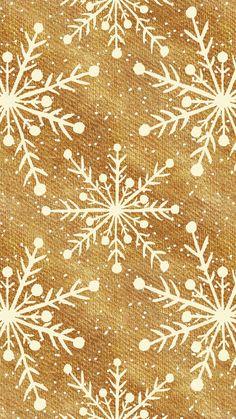 Gold Christmas Wallpaper, New Year Wallpaper, Holiday Wallpaper, Winter Wallpaper, Christmas Background, Illustration Noel, Illustrations, Cellphone Wallpaper, Iphone Wallpaper