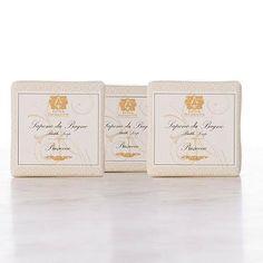 Set of Three Antica Farmacista Prosecco Triple Milled Bar Soaps