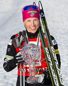 Kikkan Randall is a favorite to win the sprint title at the Sochi Olympics
