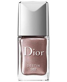 Looking to try something different? Dior Vernis in Destin has this great rosy champagne tint