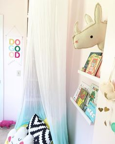 """Hooray Everyday on Instagram: """"Another little peek at the girls' playroom // tap for sources"""""""