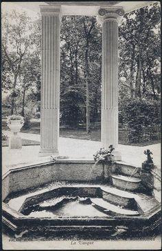 Palais rose, Le vasque