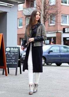 Die Feniko Stiefelette der aktuellen GX by Gwen Stefanie Kollektion kombiniert @janina_who mit einem richtig coolen Streetstyle