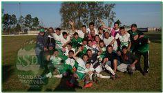 Todas las imágenes de la consagración del Fútbol Verde y Blanco están en http://www.clubssd.com.ar  #VamoSSDevoto