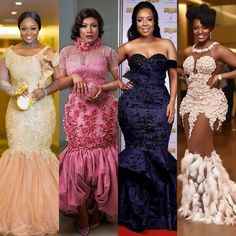 e8ba99731accc6 Top Ten Stylish And Unique Aso Ebi Styles For Beautiful Ladies You Need Try  Out