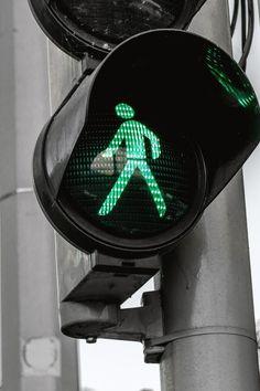 Free stock photo of light, city, crossing, road