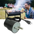 One motor with stainless steel house shell, one power line. Budget Marketing, Electric Bbq Grill, Bbq Spit, Bbq Roast, Stainless Steel Bbq Grill, Rotisserie Grill, Portable Bbq, Charcoal Bbq, Outdoor Cooking