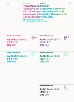 Ollo | Bibliothèque Design // guidelines