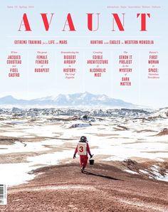 AVAUNT #magazine #cover