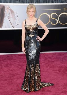 Nicole Kidman at the Oscars