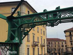 Milano   Porta Genova - Il ponte icona di via Tortona che fine farà? - Urbanfile Blog Milano, Broadway Shows, Blog, Future