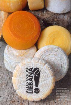 Quesucos de Liébana. #Cantabria #Spain #Travel #Gastronomy #Food