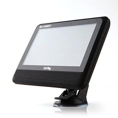 """The iPazzPort KarPlay Monitor System is a 7"""" display with built-in Miracast, DLNA and AirPlay connectivity that is designed for your car."""