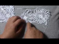 DIY CROCHET DE GRAMPO - YouTube