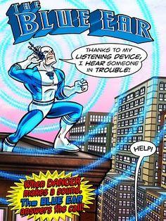 Marvel creates new superhero for hearing-impaired New Hampshire boy | News.com.au