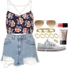 """""""Coachella"""" by h4nnahlouise on Polyvore"""