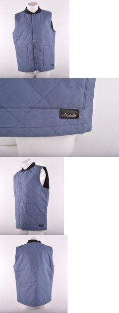Vests 179012: 2017 Nwot Mens Airblaster Bear Snowboard Vest $80 L Soviet Grey Wax -> BUY IT NOW ONLY: $60 on eBay!