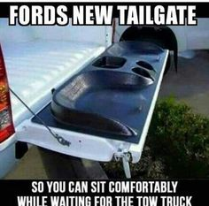 Ford's New Tailgate...