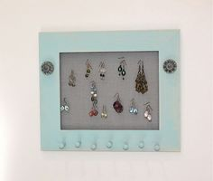 Wall Hooks Jewelry Organizer Reduced Price Wall mount jewelry