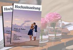 Hochzeitszeitung magazin