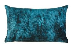 Sierkussen KAAT Lagoon Bluegreen - NIEUWE COLLECTIE   Cushion KAAT    http://www.livengo.nl/beddengoed/sierkussens   #sierkussens #blauwgroen #interieur #livengo