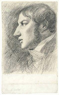 John Constable · Autoritratto · 1806 · Tate · London