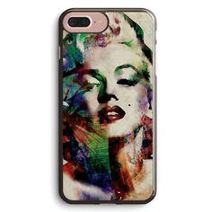 Marilyn Monroe Urban Art Apple iPhone 7 Plus Case Cover ISVC898
