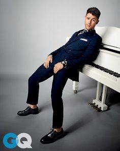 Nick Jonas in GQ