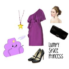 Lumpy Space Princess (inspired) - Adventure Time