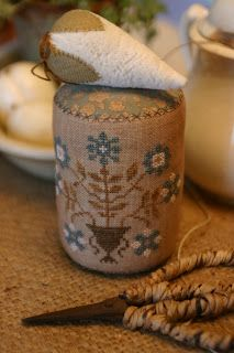 Stacy Nash Primitive Designs: A few finishes while waiting for Santa...